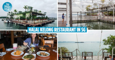 Smith Marine Floating Restaurant on the smart local