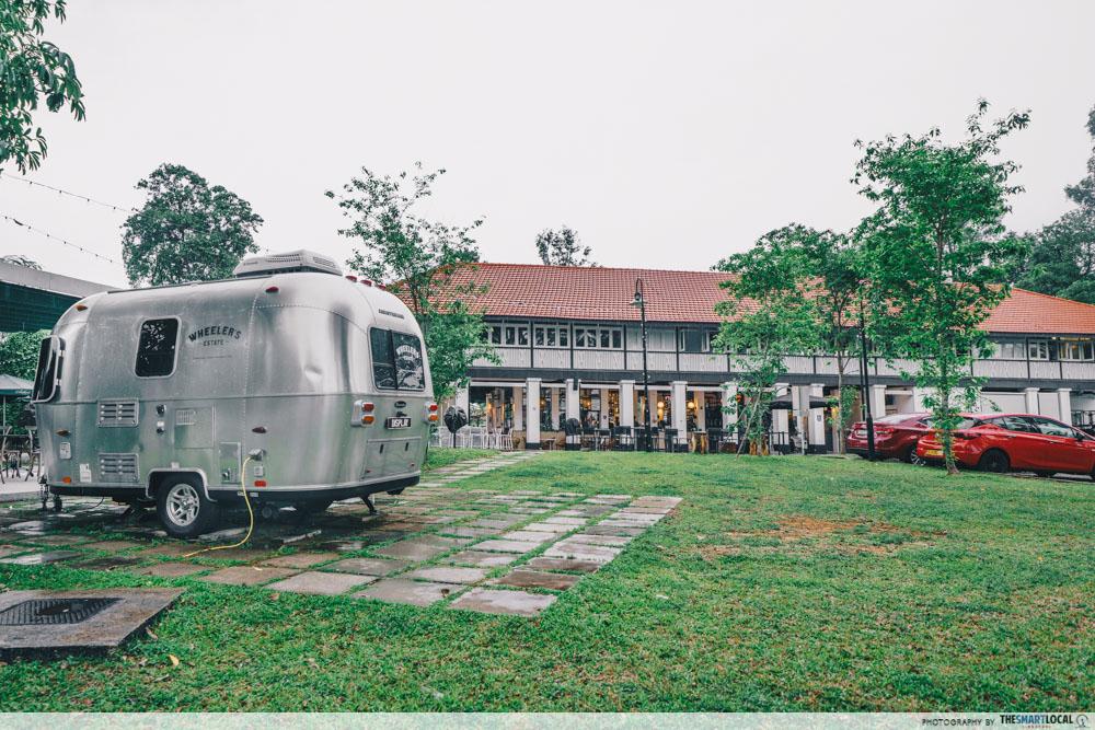 11b wheeler's estate