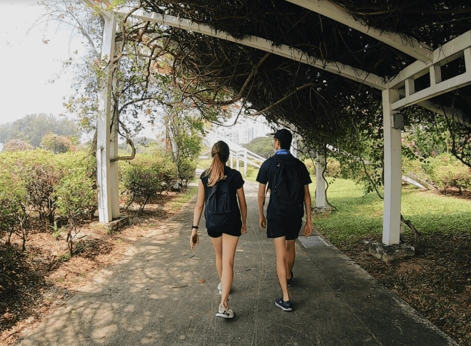 150km singapore walking trail