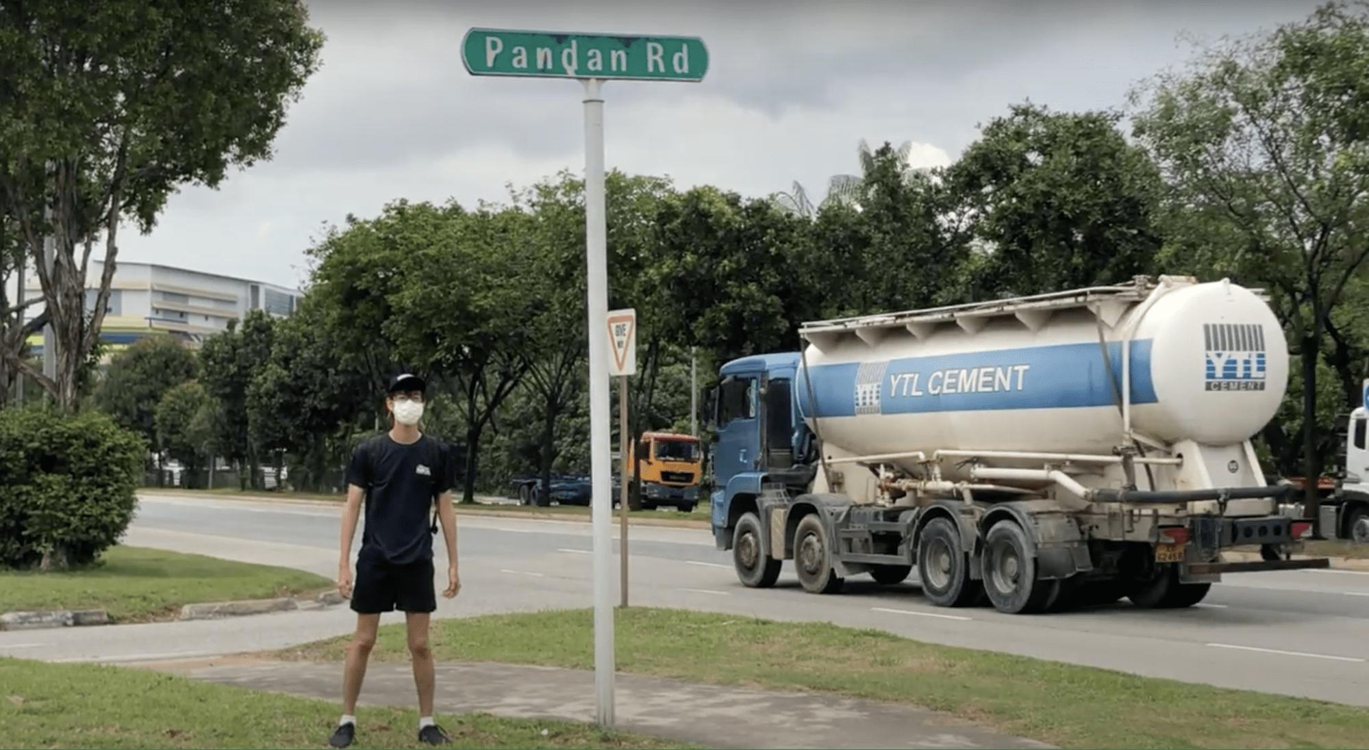 pandan road