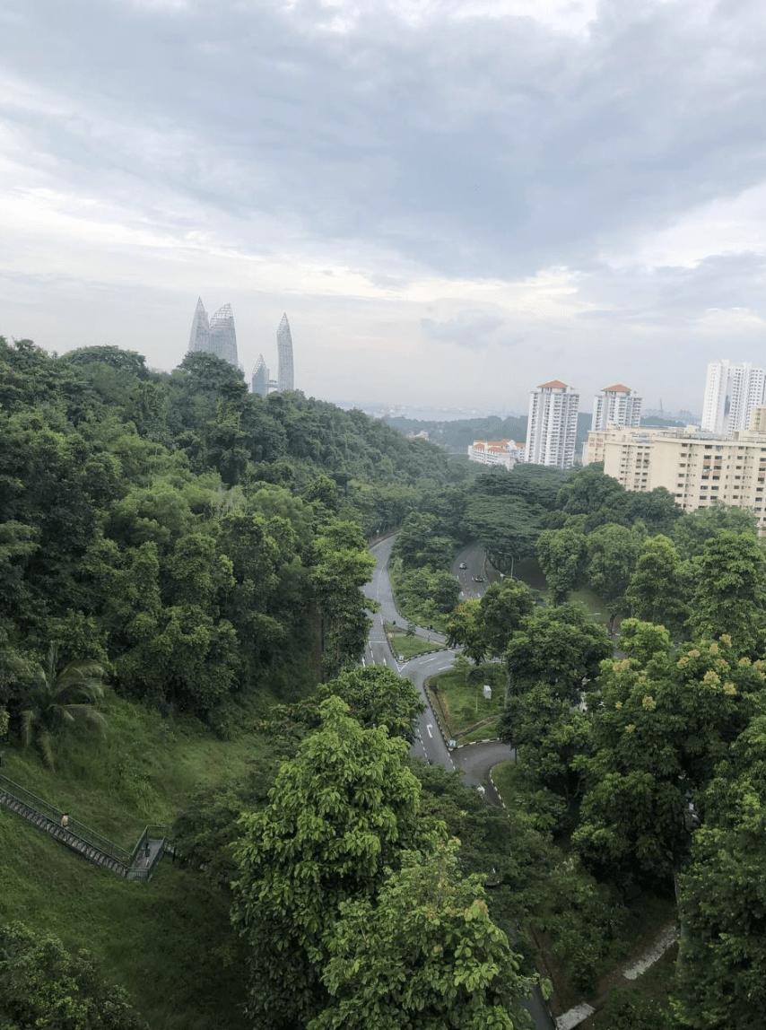 150km singapore walking trail - Henderson Waves