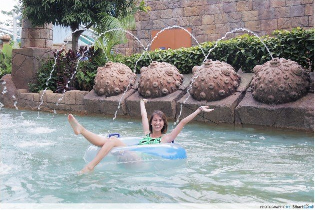 Adventure Cove Waterpark - Adventure river