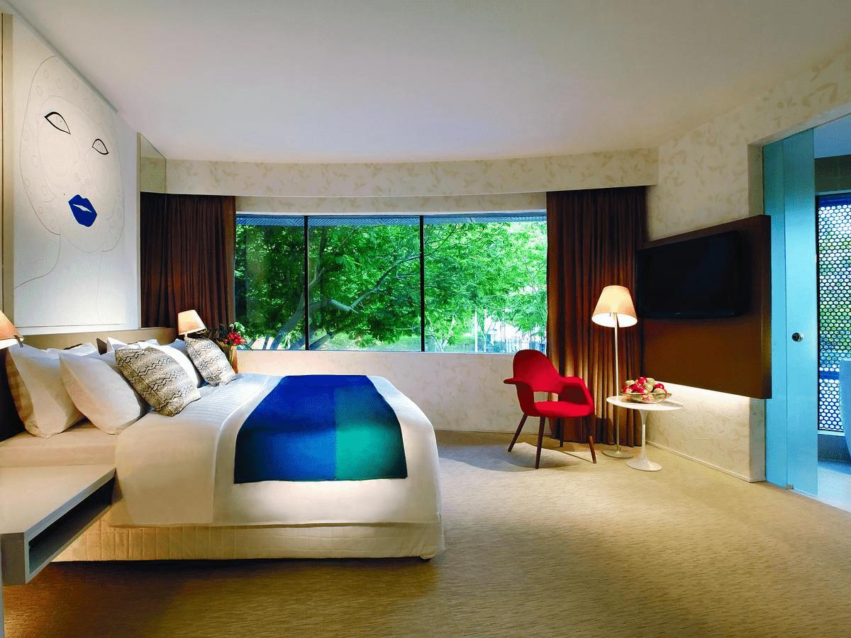 Ascott Staycation - D'Hotel Singapore