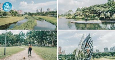 Bishan-AMK Park cover