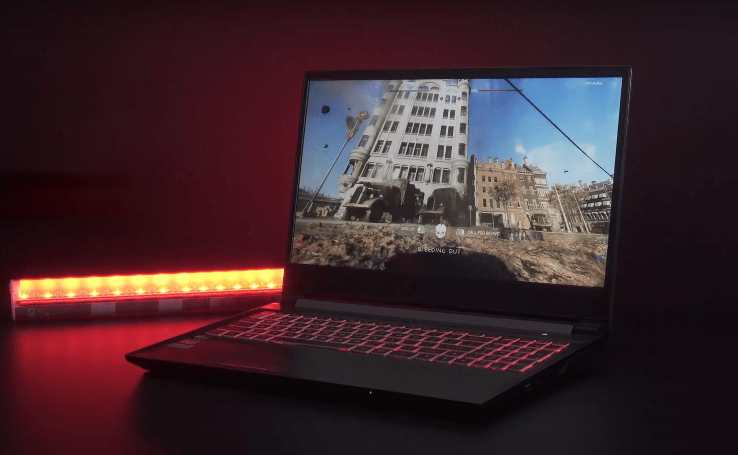 CEE Festival 2021 - Aftershock Gaming Laptop