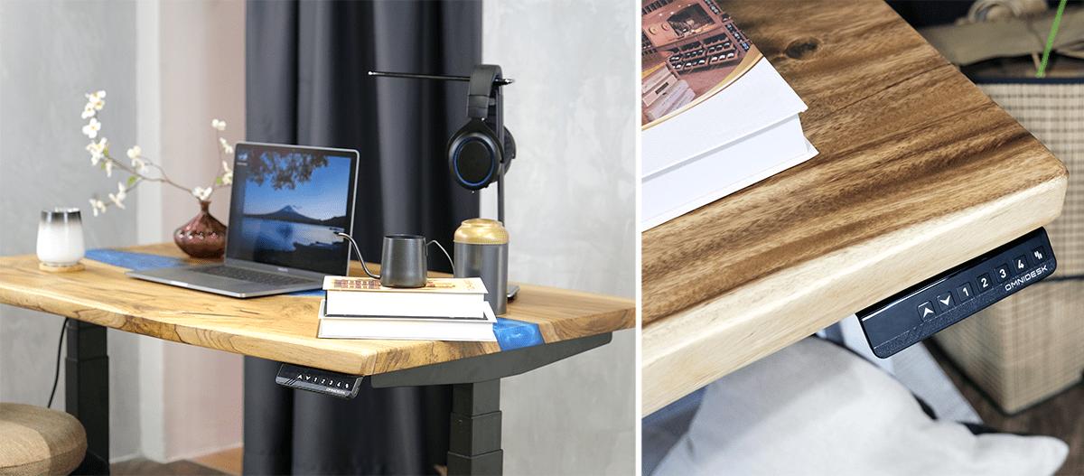 Omnidesk Adjustable Desk Ichi Series
