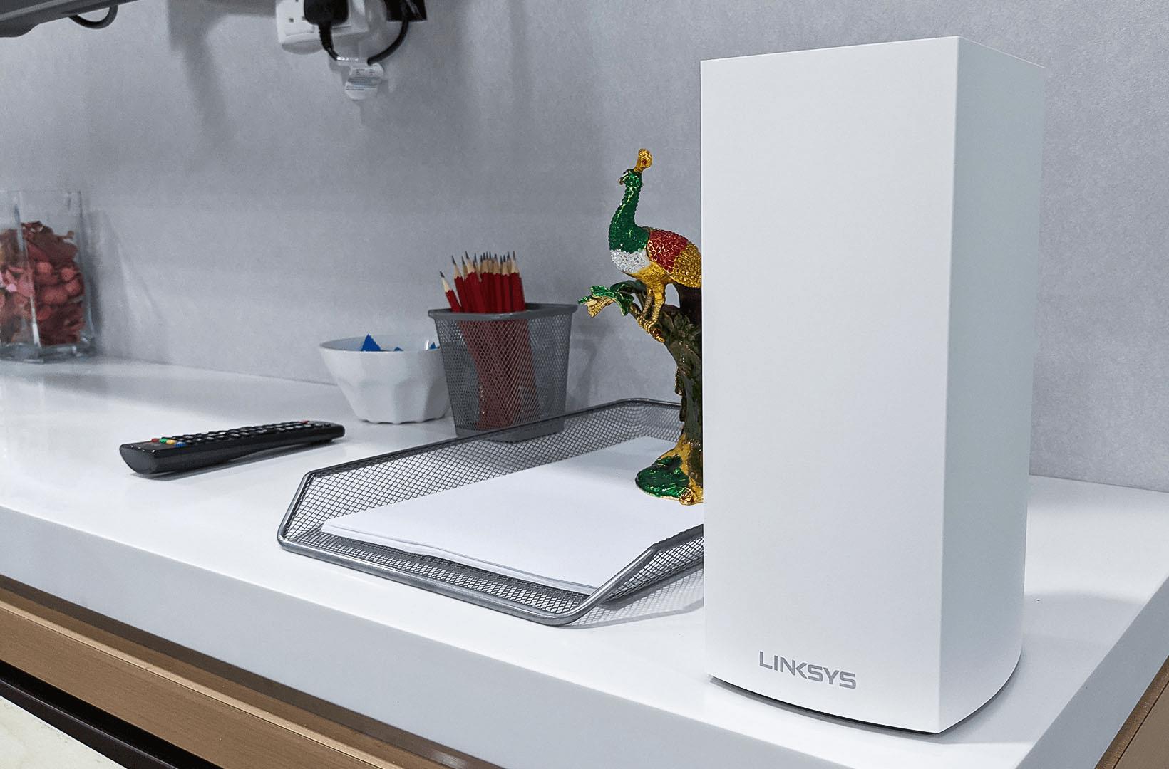 Starhub Smart WiFi Pro Linksys