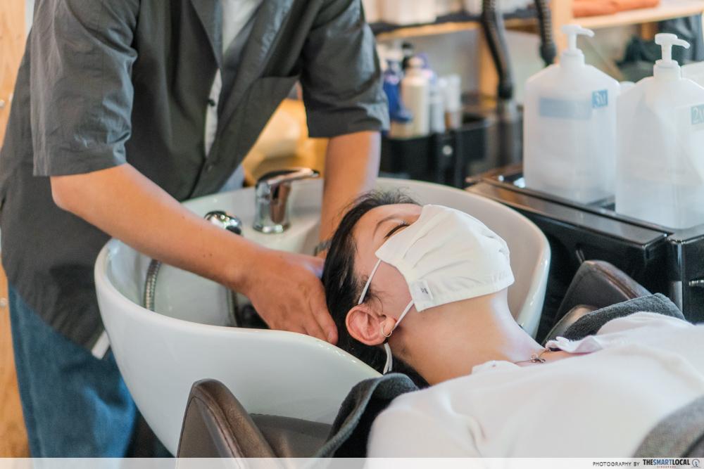 Hair Treatment TOKIO