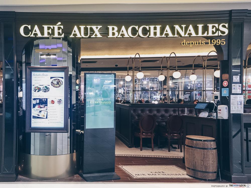Cafe Aux Bacchanales