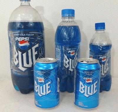 Childhood Drinks - Pepsi Blue