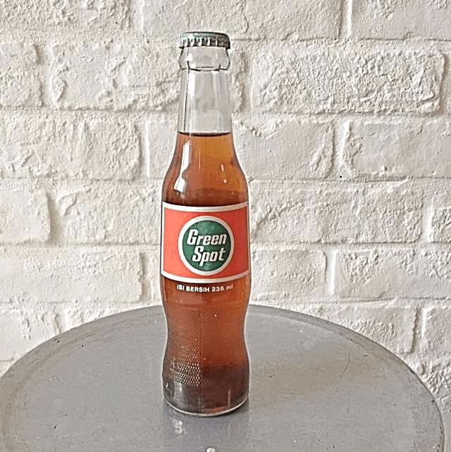 Childhood Drinks - Green Spot