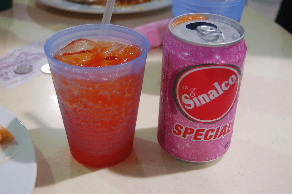 Childhood Drinks - Sinalco