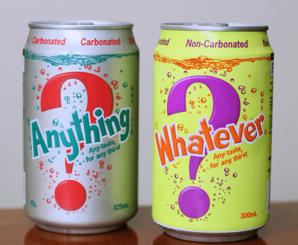 Childhood Drinks - Anything/Whatever