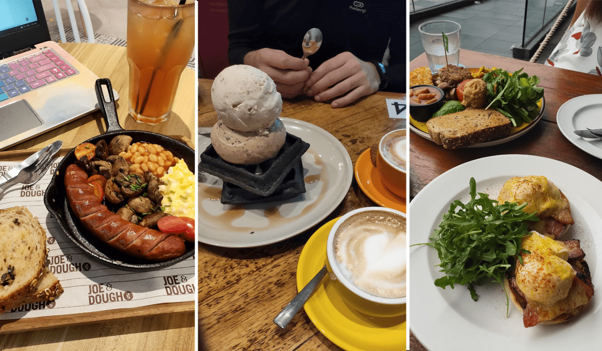 Cafe Food in Singapore - Joe & Dough, Prive