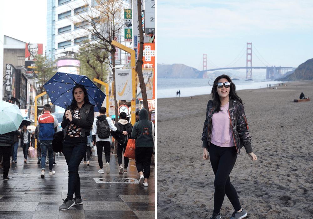 Taiwan & San Francisco Travel Photos