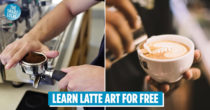 7 Fully SkillsFuture-Claimable Coffee Barista Courses In Singapore So You Can Whip Up Lattes With Style