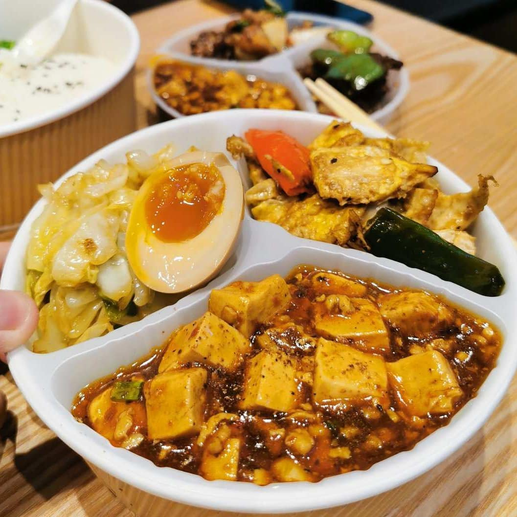 Delibowl Ricebowl - Food Delivery Takeaway Deals