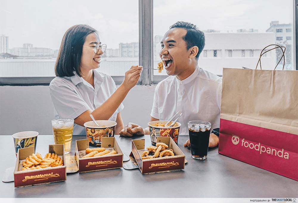 foodpanda - Food Delivery Takeaway Deals