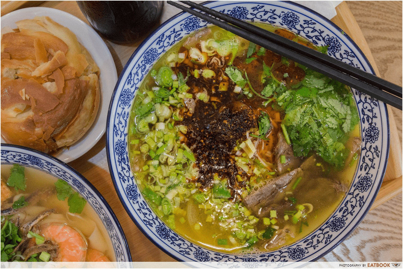 Nuodle Lanzhou noodles - Food Delivery Takeaway Deals