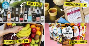 Food Subscription Boxes in Singapore