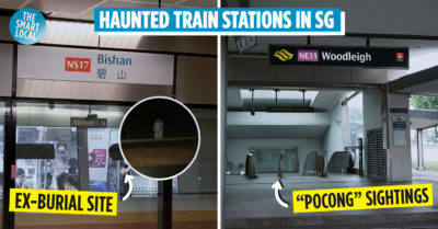 Haunted MRT Stations in Singapore cover image