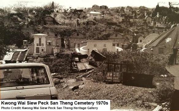 Kwong Wai Siew Peck San Theng Cemetery