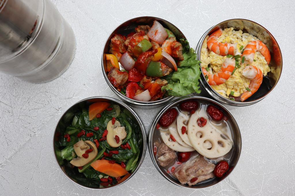 healthy meals catering