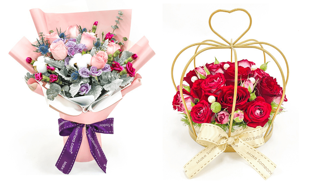 Far East Flora Singapore Mother's Day Promos