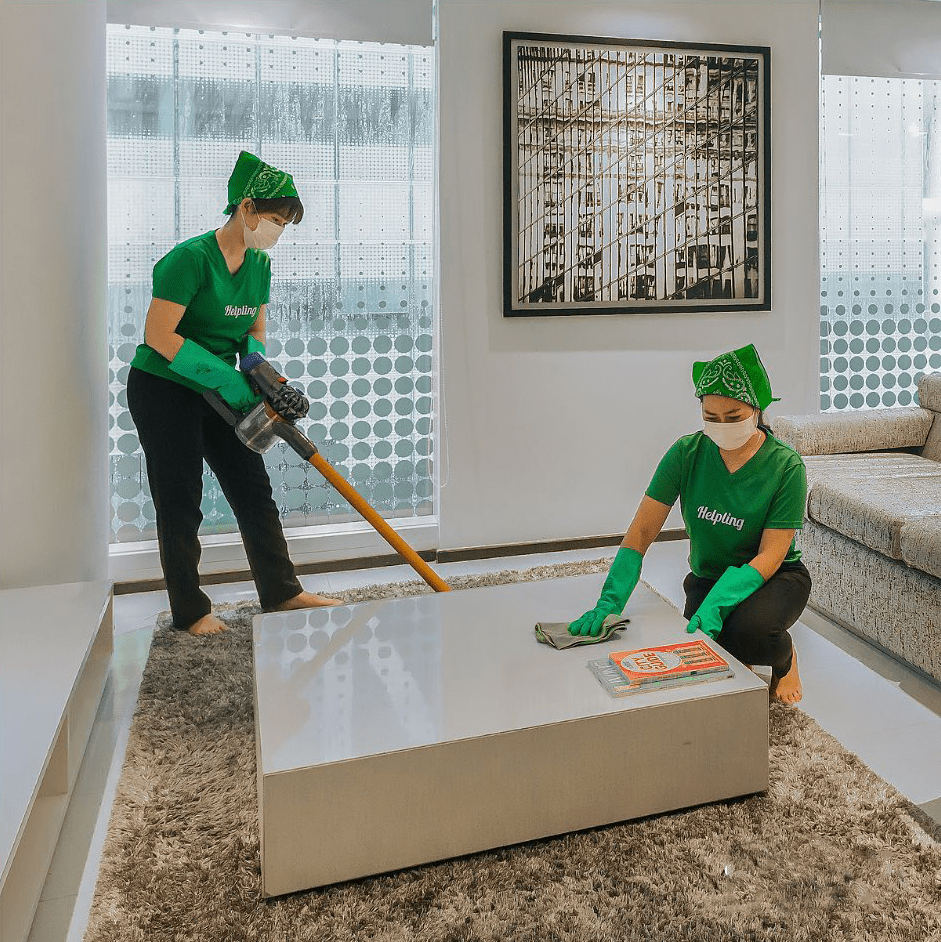 Helpling - House Cleaning Services Singapore