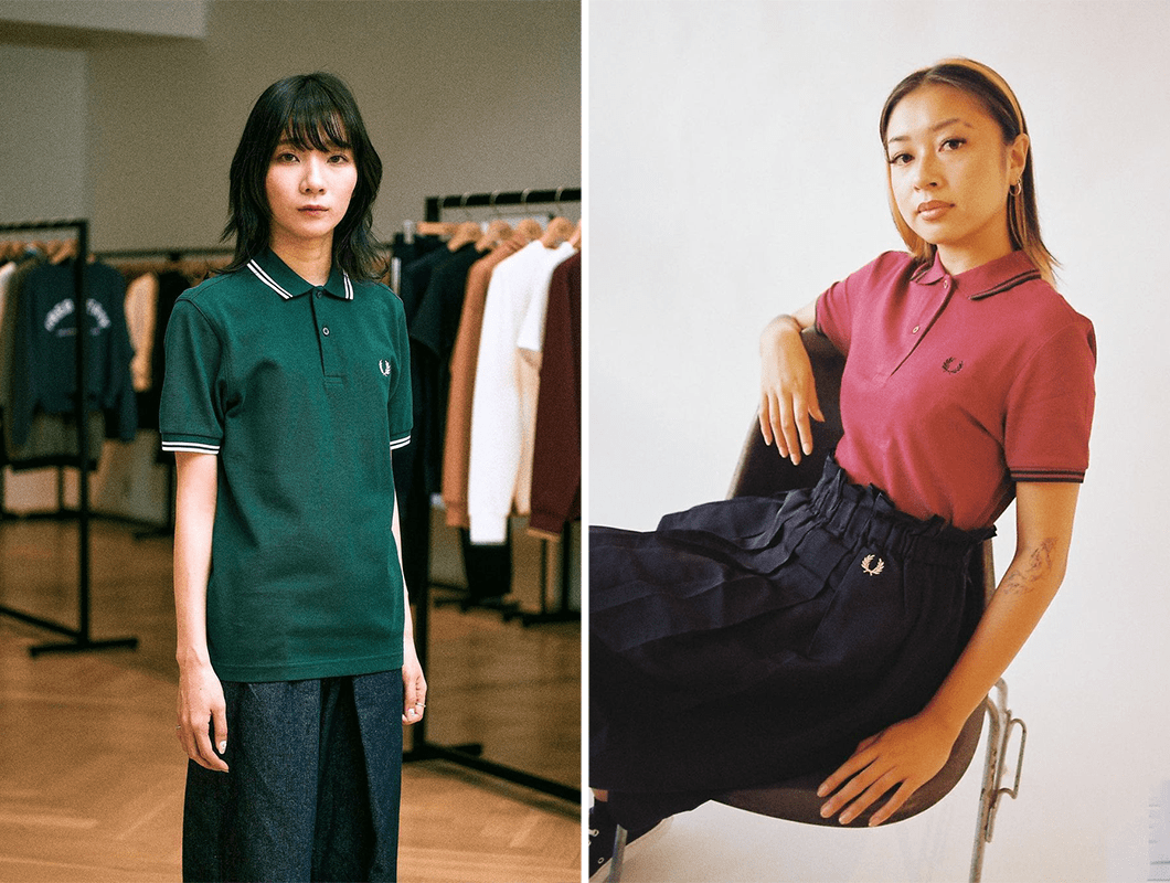 Fred Perry Polo Tee - Mother's Day Promos