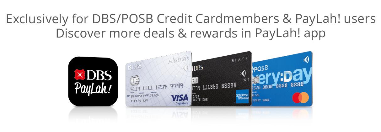DBS/POSB Cards Singapore