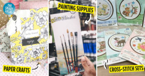 Online Art Supplies Stores cover