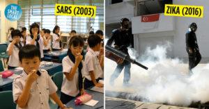 Past Pandemics in Singapore