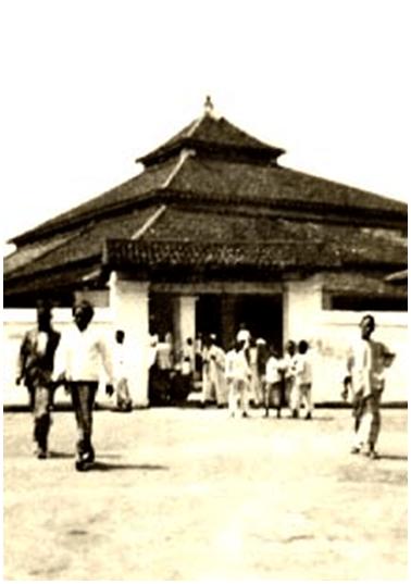 Sultan Mosuq - Original Building