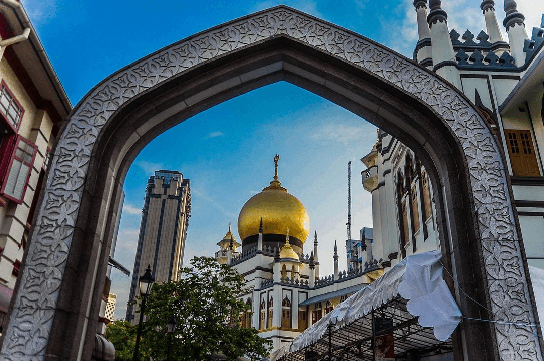 Sultan Mosque - Kampong Glam