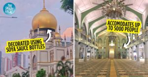 Sultan Mosque Cover Image