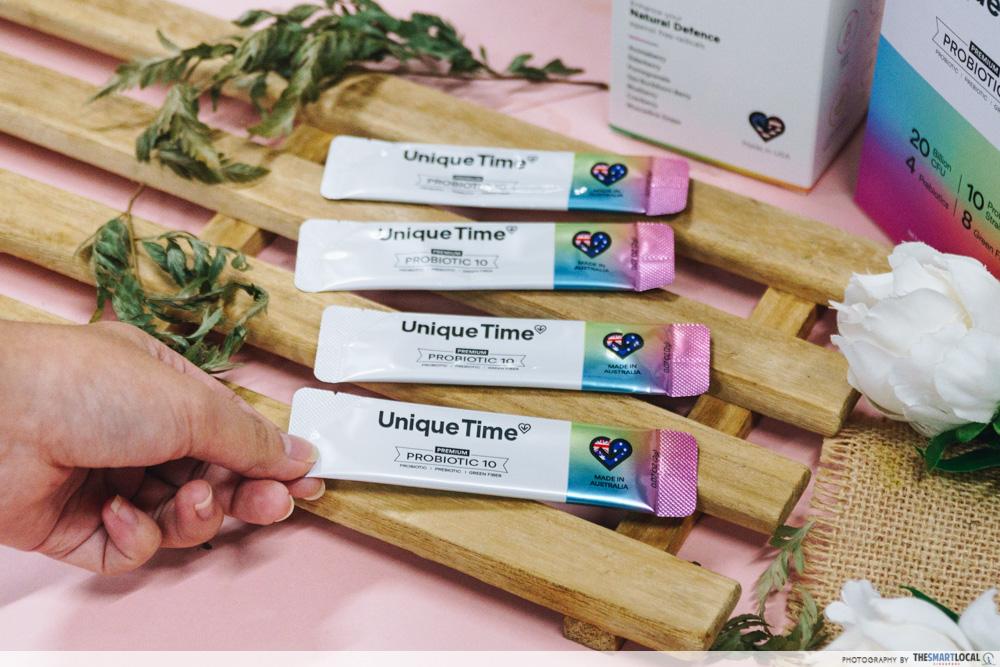 Unique Time - Premium Probiotic 10