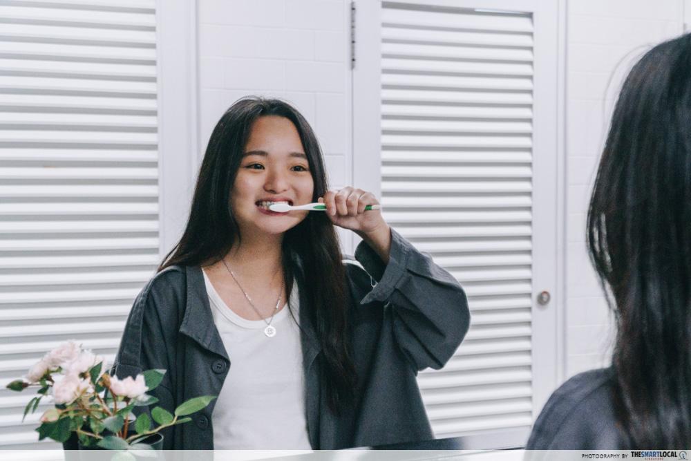 Immunity Mistakes - Not Brushing Your Teeth