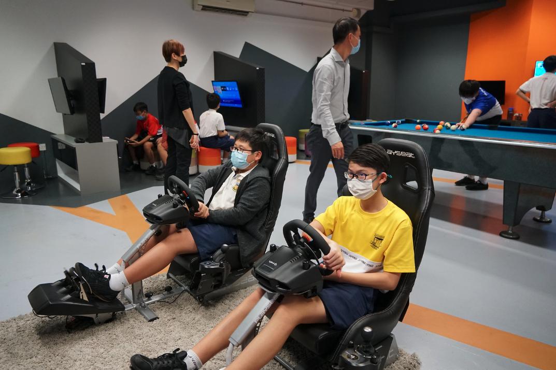 car racing simulators