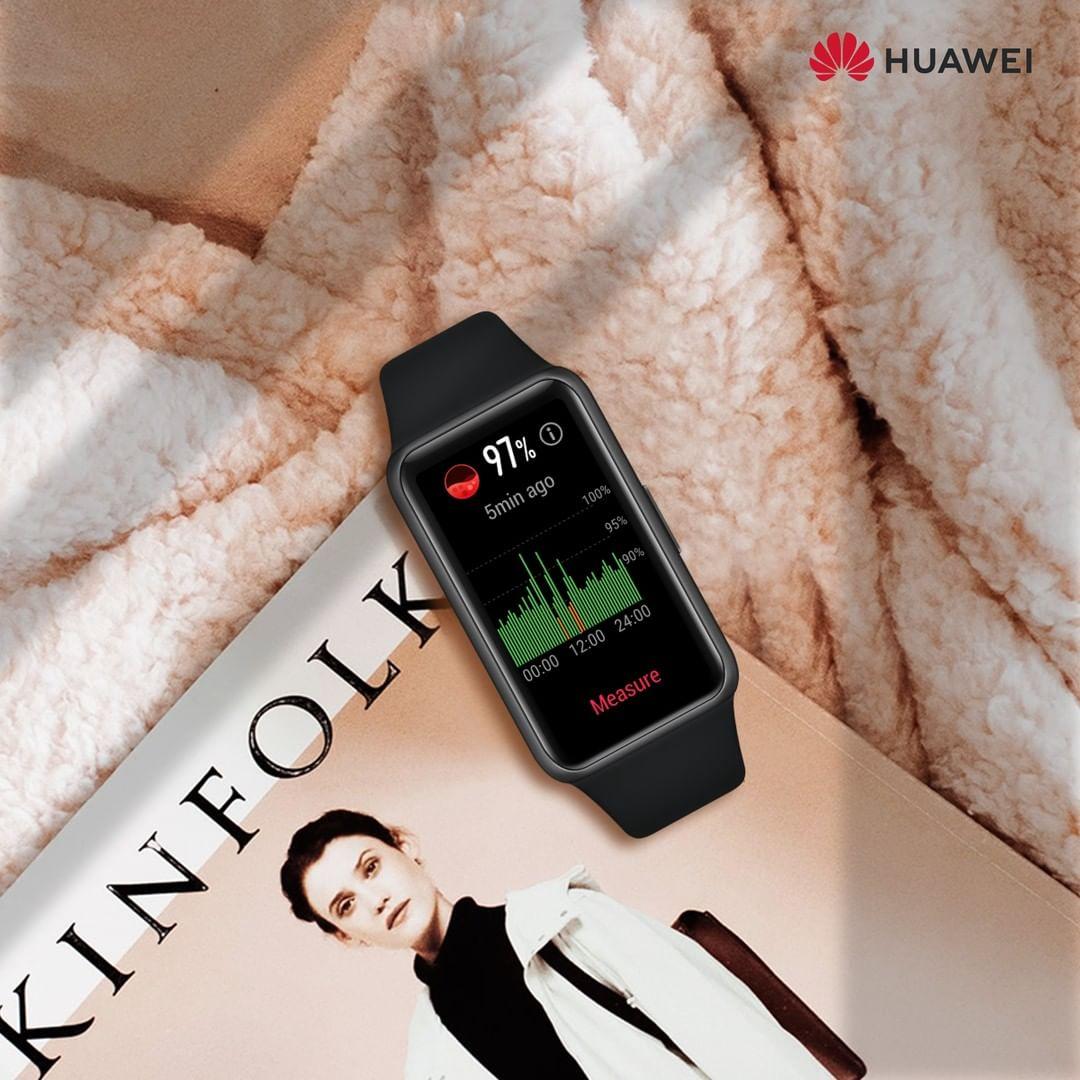 deals in may 2021 - Huawei Band 6 Watch