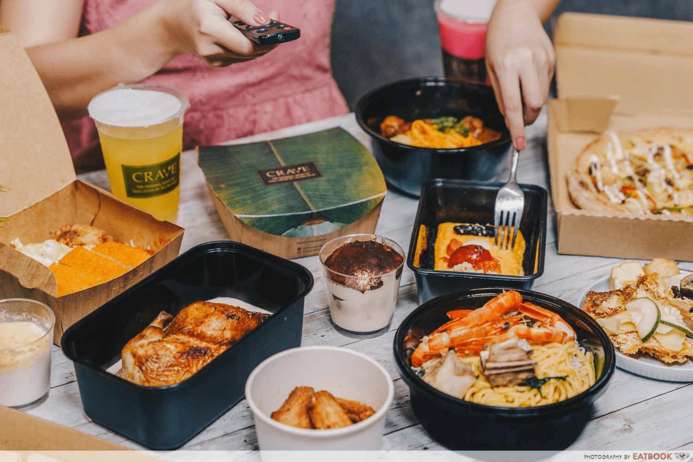 food delivery promo codes - grabfood