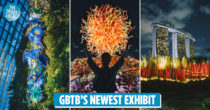 GBTB's Newest Exhibit Is A Glass Wonderland With 10M-Tall Displays & Glowing Sculptures