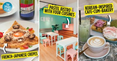 New cafes and restaurants in May 2021 cover image