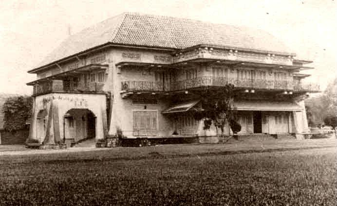 Istana Woodneuk olden days