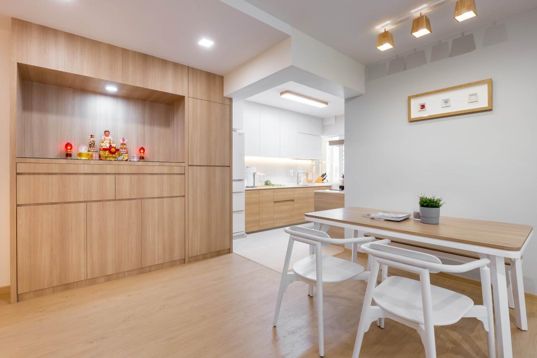 Yang's Inspiration Design MUJI HDB Renovations