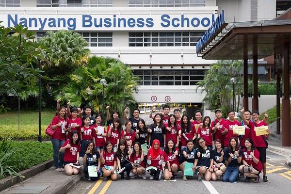 comparison of university courses - NTU Nanyang Business School