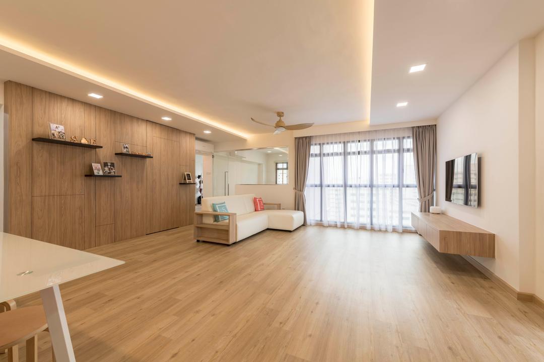 Project Guru MUJI HDB Renovations