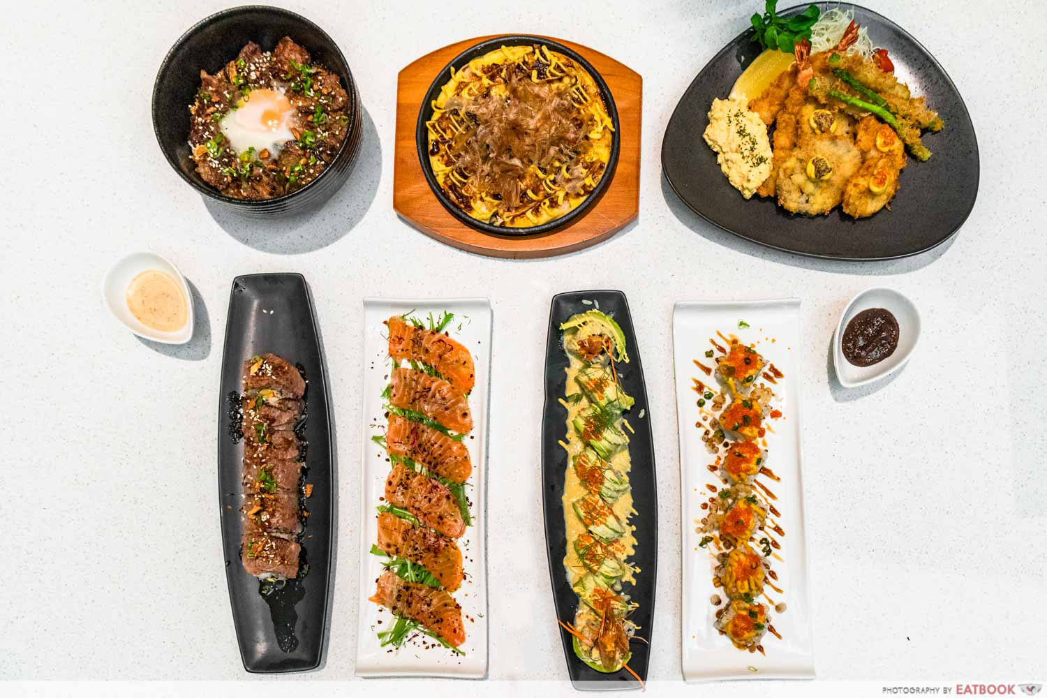 New cafes and restaurants in May 2021 - Tsuta Japanese Dining