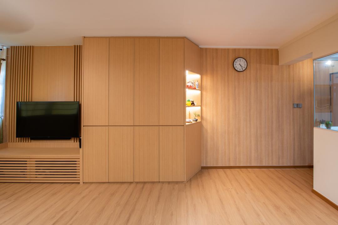 Qanvast Interior Design MUJI HDB Renovations