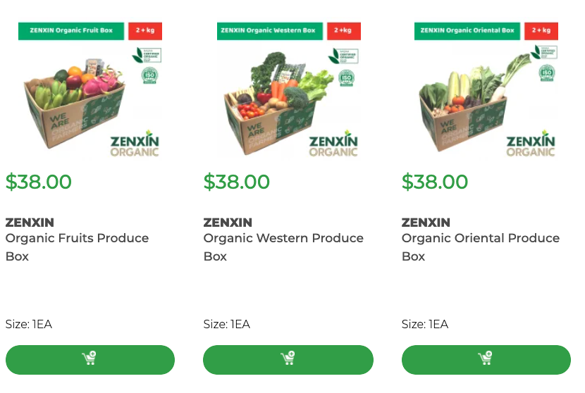 Cold Storage Online Grocery Stores